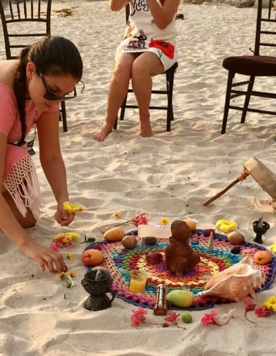 Travel Garza Blanca Puerto Vallarta Strawberry Moon Ceremony
