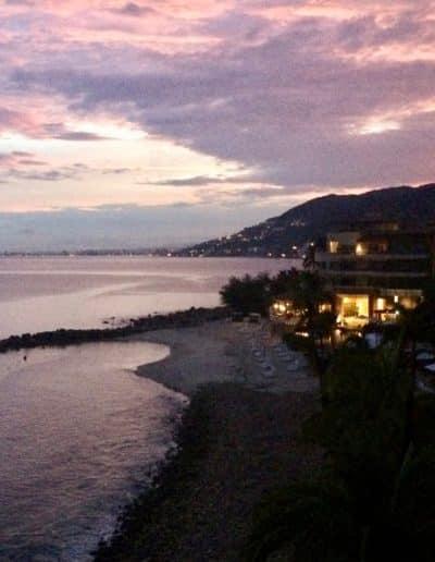 Garza Blanca Puerto Vallarta Sunset