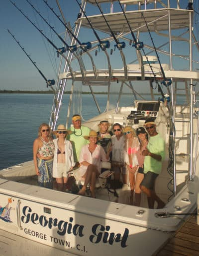 Georgia Girl Charters Girls Trip