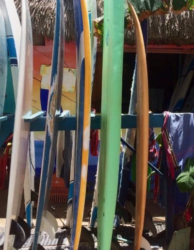 Travel Sayulita Surfboards