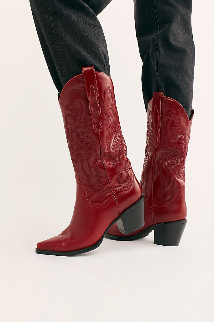 Dagget Western Boots Free People