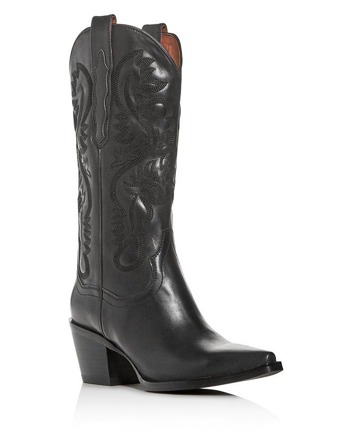 Jeffrey Campbell Women's Dagget Western Boots
