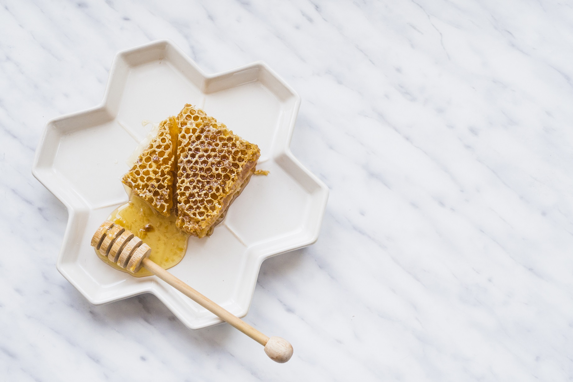 Honey DIY Hair Mask