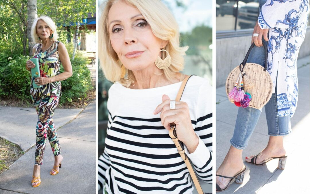 How to wear Prints and Patterns at Every Age