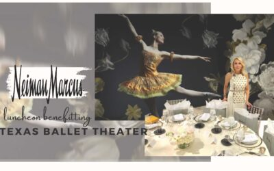 Sonia's Monthly Lifestyle Edit: Celebrating the Texas Ballet Theatre hosted by Neiman Marcus