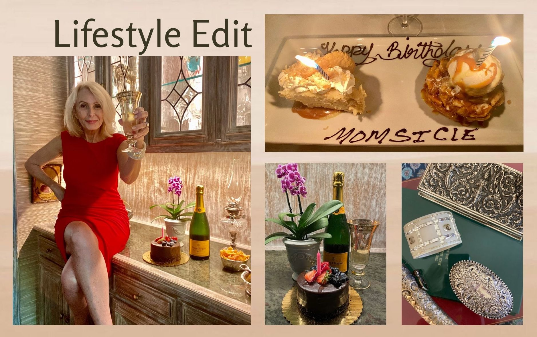 Monthly Lifestyle Edit
