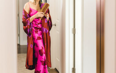 How To Style a Slip Dress for any Season